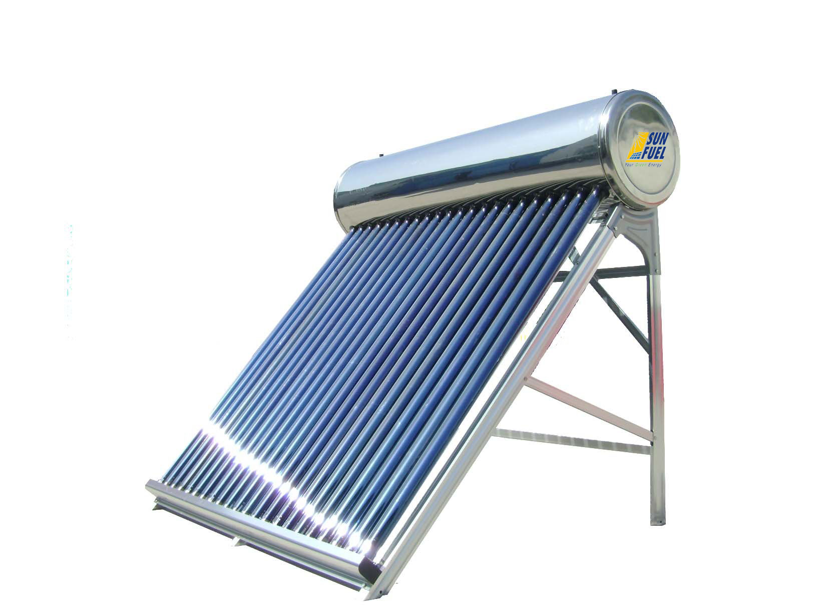 Solar Water Heater Solar Street Light Solar Panel Sunfuel